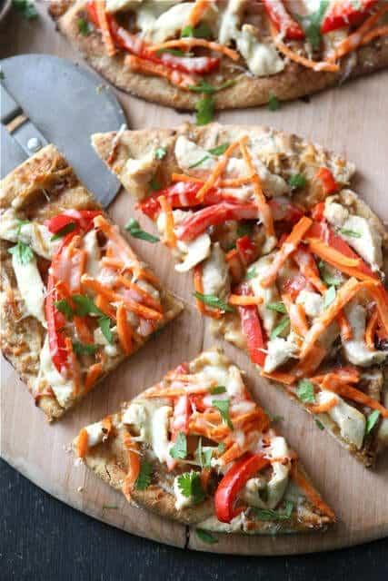 naan pizza recipes