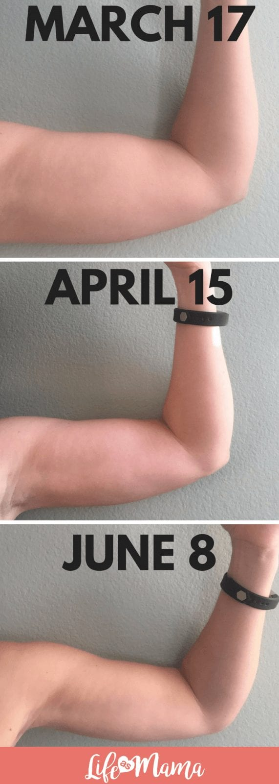 How I Toned My Arms In Less Than 3 Months