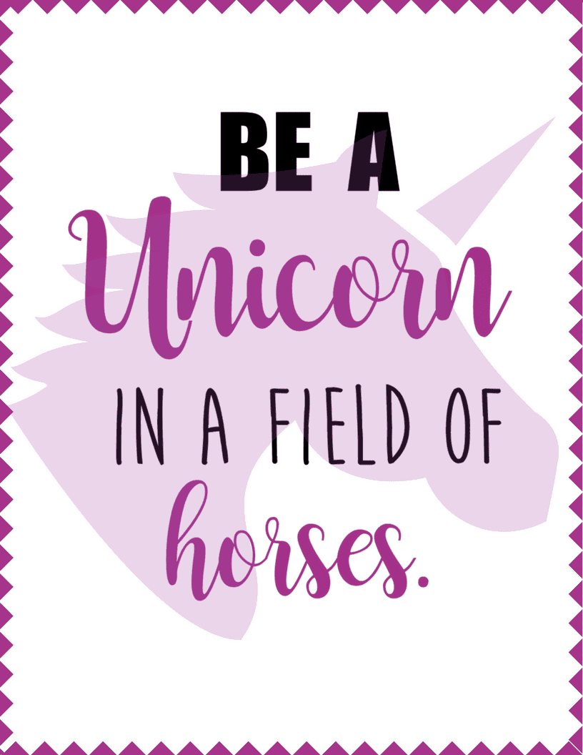 Everything You Need For A Unicorn-Themed Birthday Party