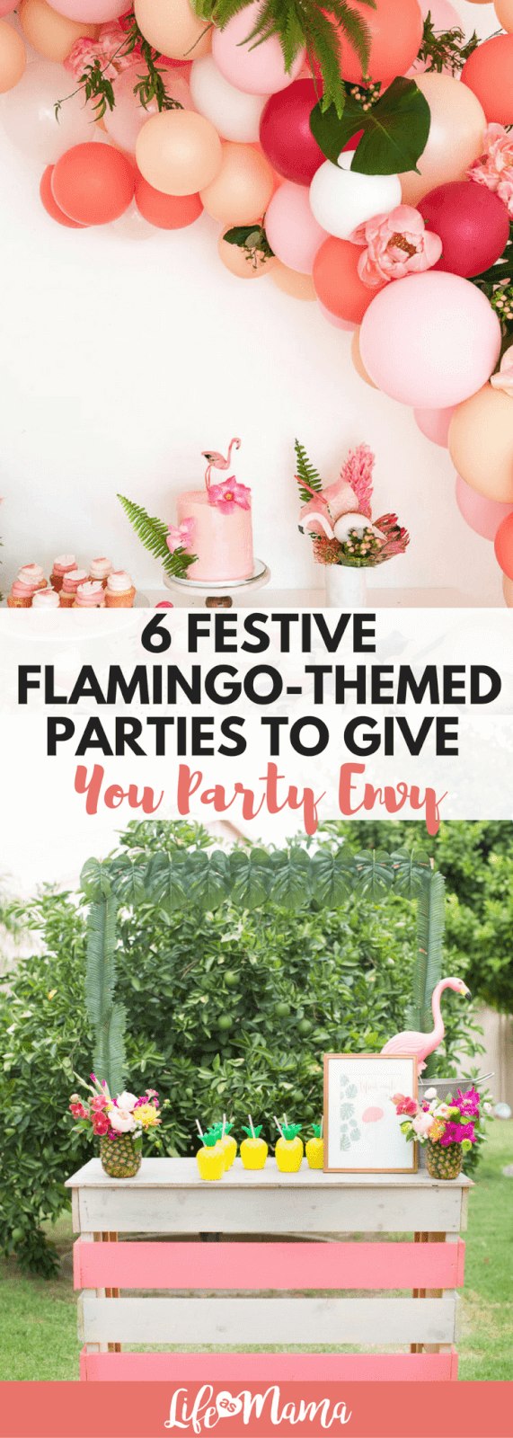 flaming-themed parties