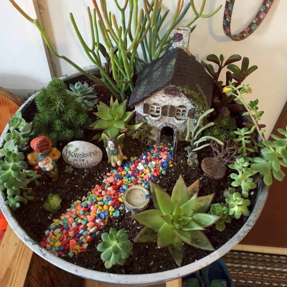11 Beautiful Diy Fairy Gardens: 10 Fairy Gardens That Will Make You Want To Start Your Own