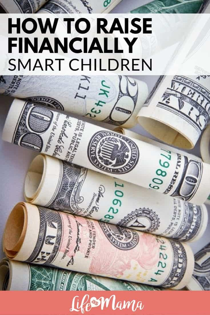 financially smart children