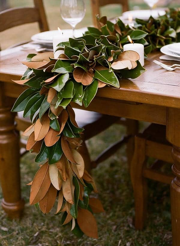 7 Magnolia Leaf Diy Projects To Get The Farmhouse Look