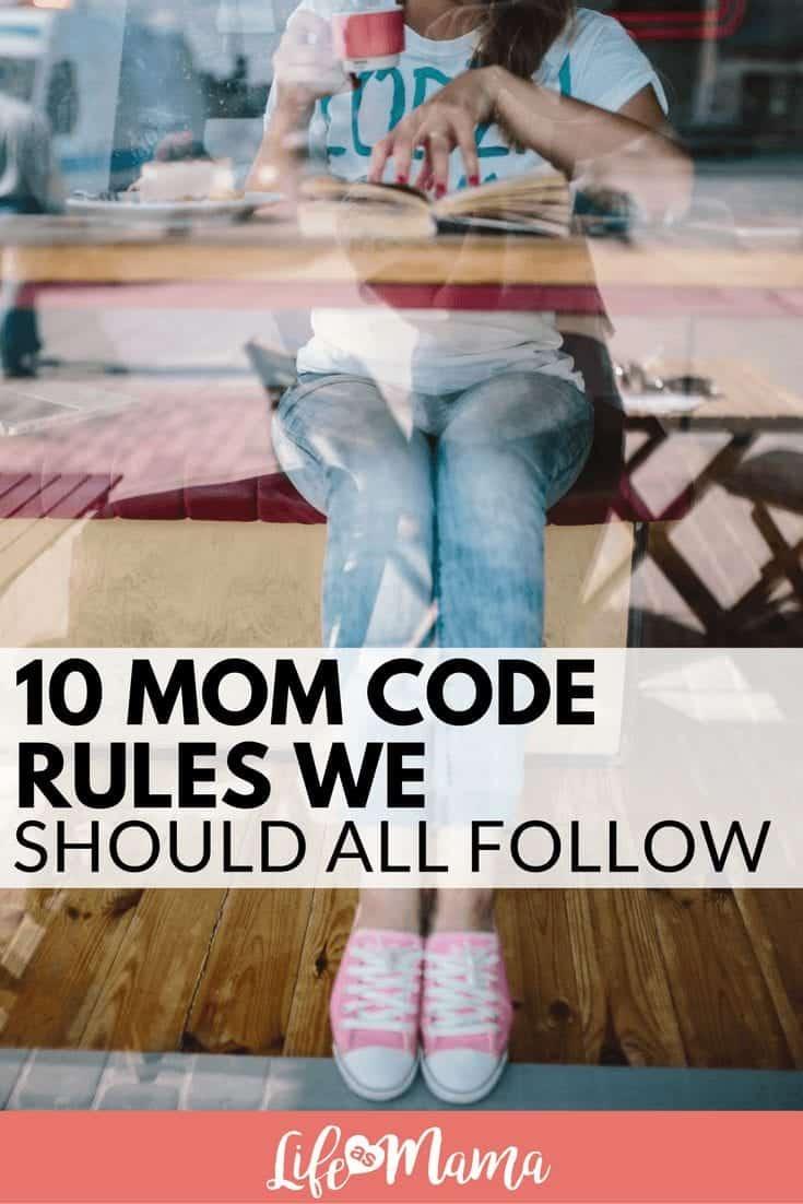 mom code rules