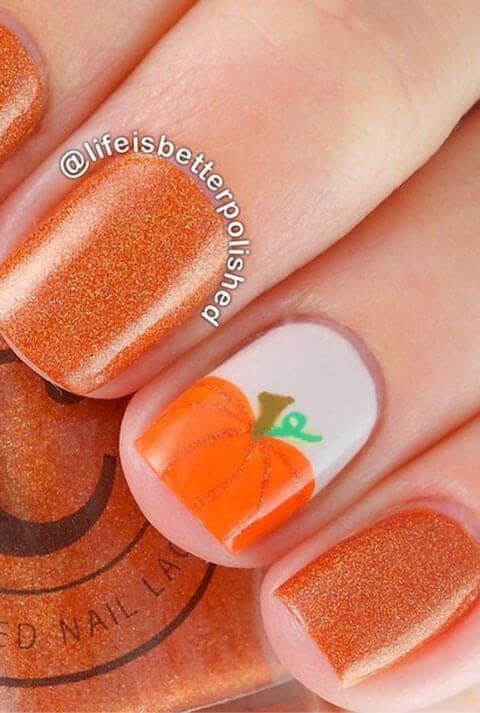 15 Fall Nail Designs You Need To Try This Year