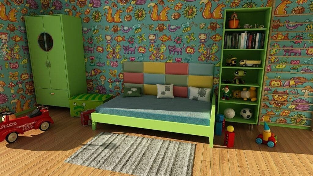 DIY Decorations for Your Child's Room