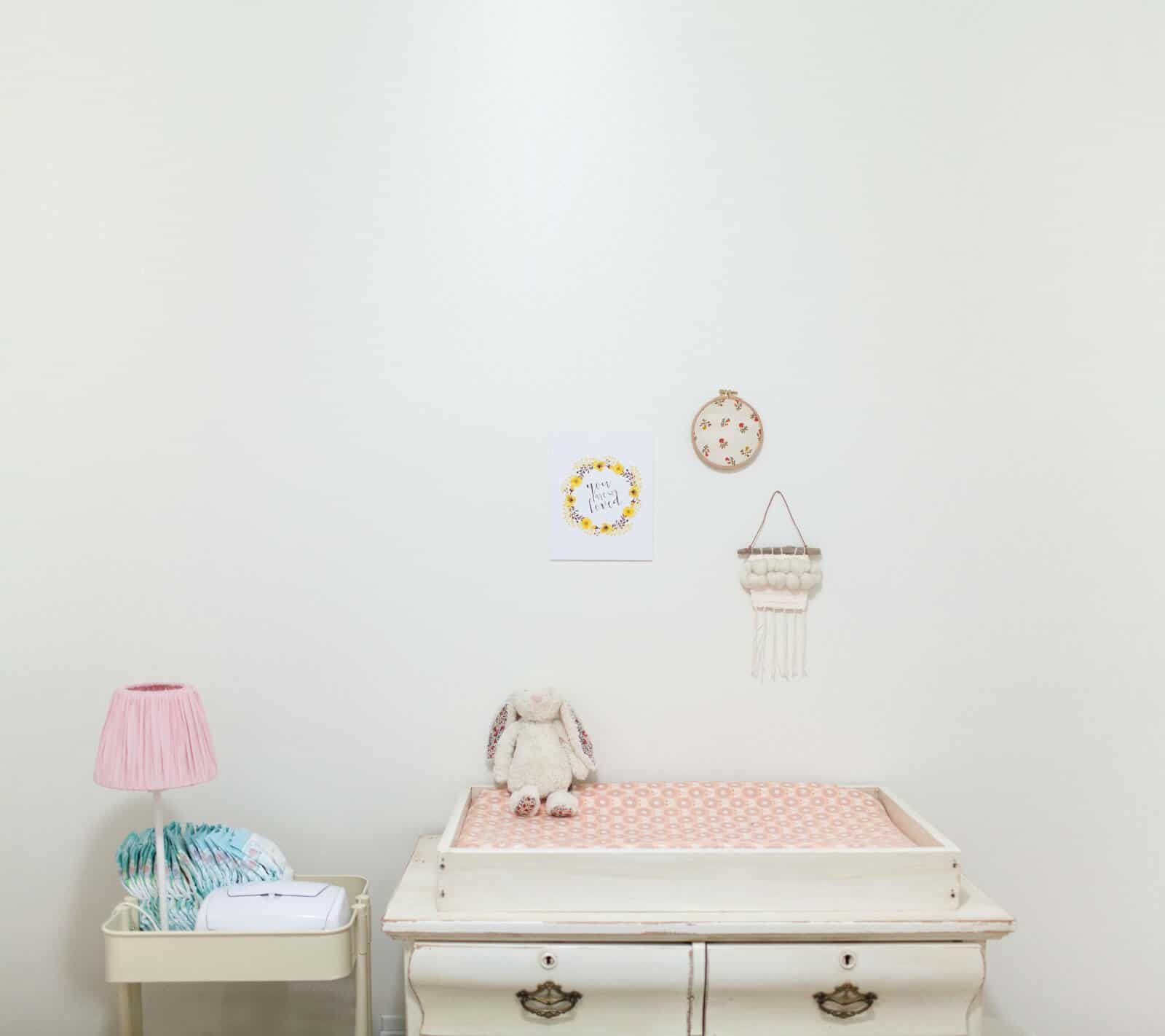 Sweet And Stylish DIY Decorations For Your Child's Room