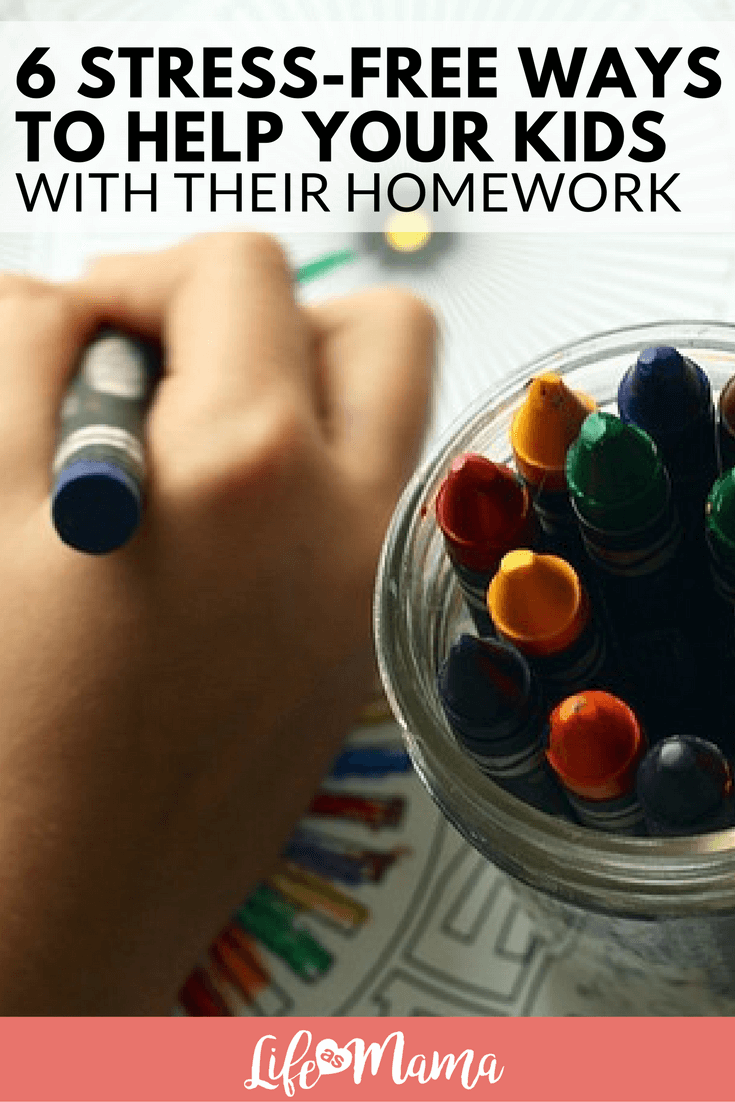 help kids with homework