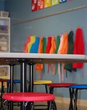 school drop offs