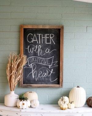 Thanksgiving porches