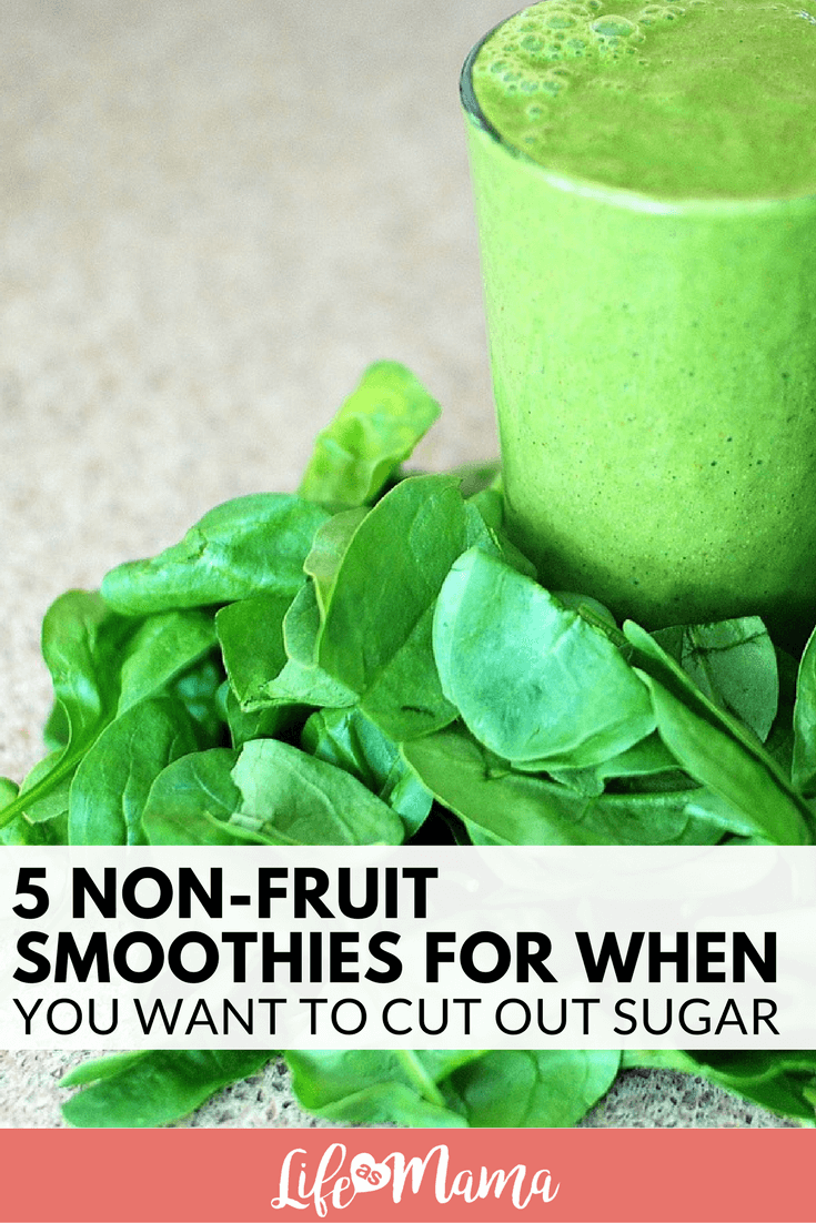 non-fruit smoothies
