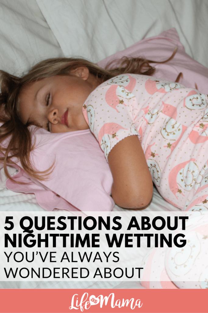 nighttime wetting