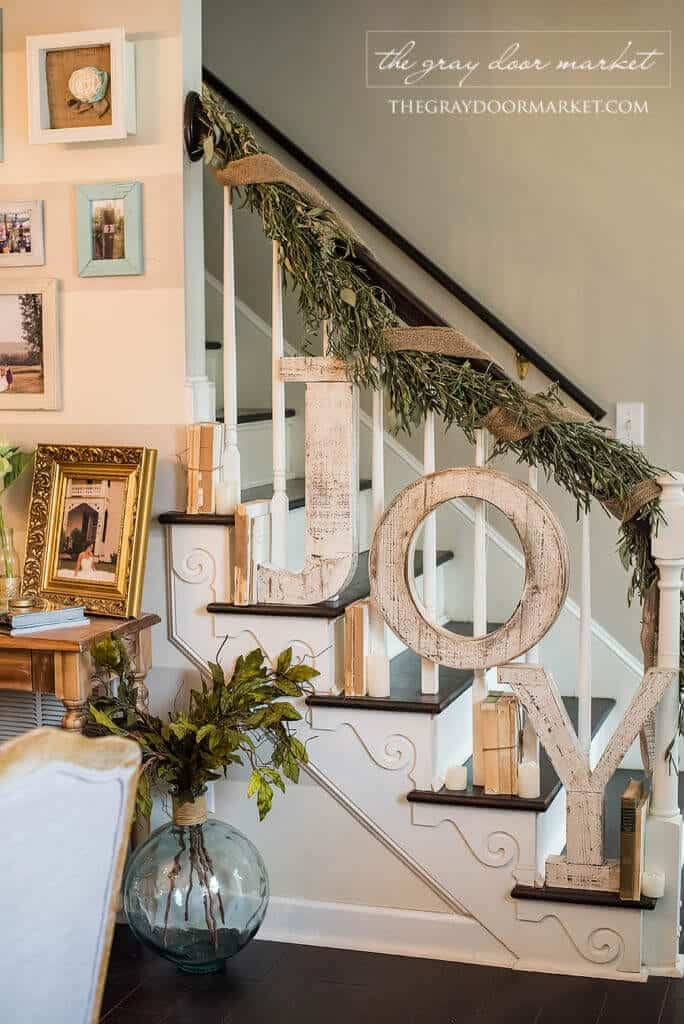 farmhouse christmas - Farmhouse Christmas Decor