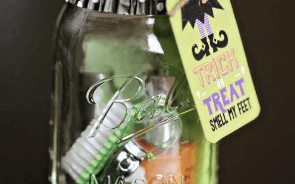 Halloween teacher gifts