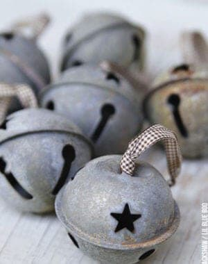 diy rustic ornaments