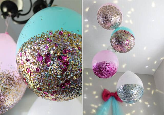 DIY New Year's Eve decor