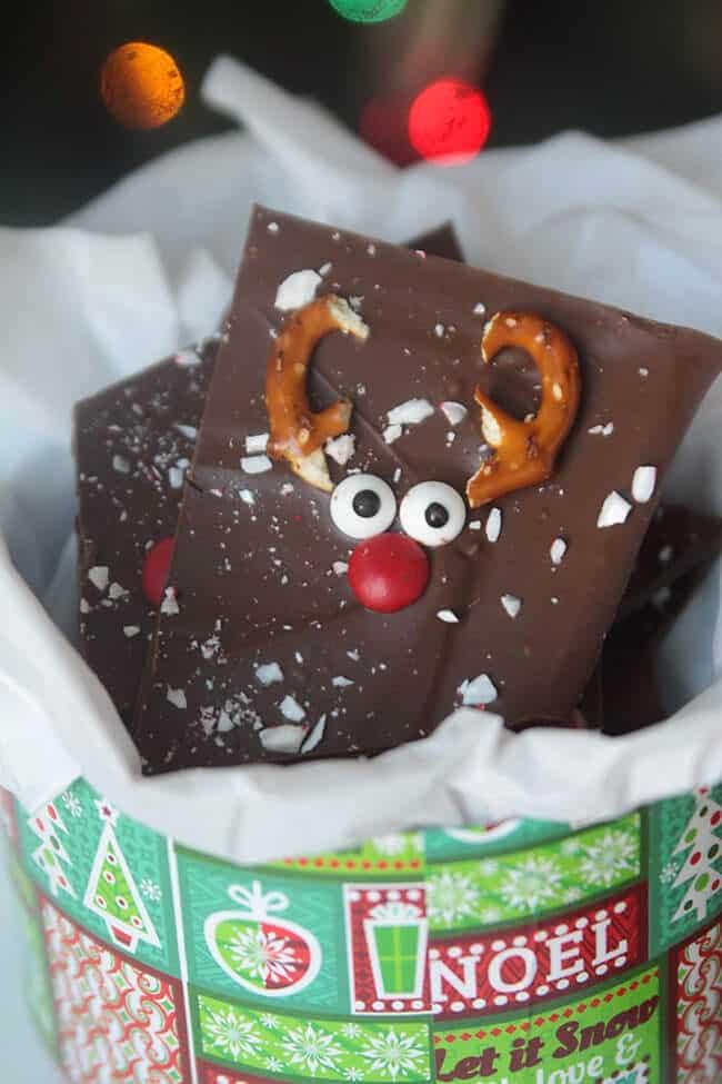 holiday bark recipes