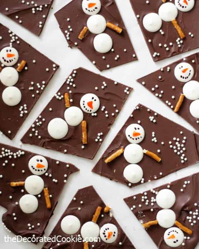 holiday bark recipes