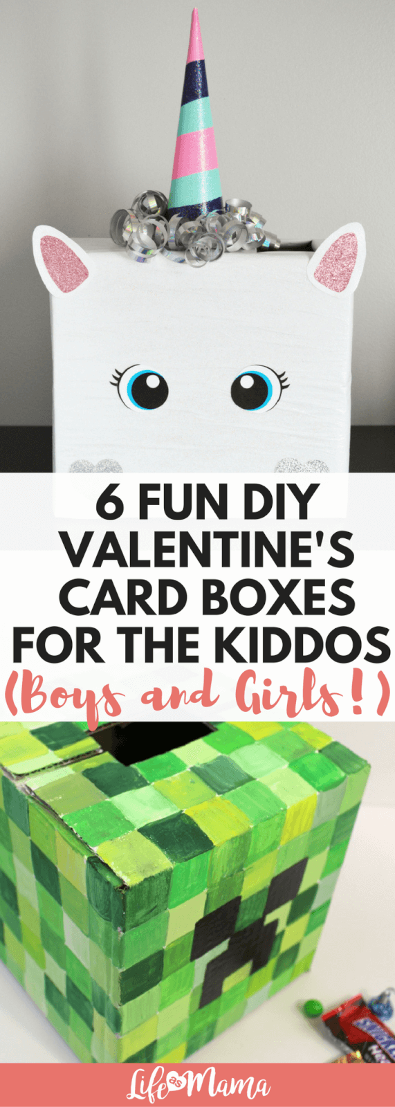 valentine's card boxes