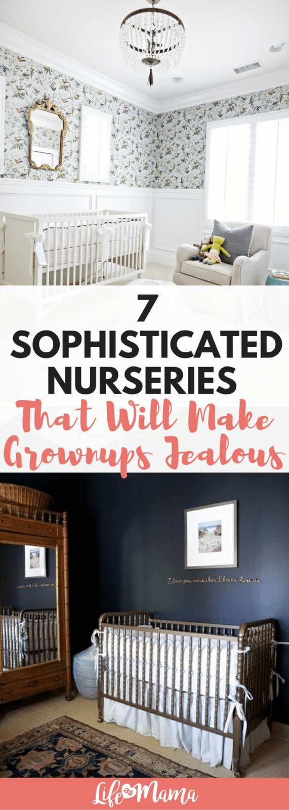 sophisticated nurseries