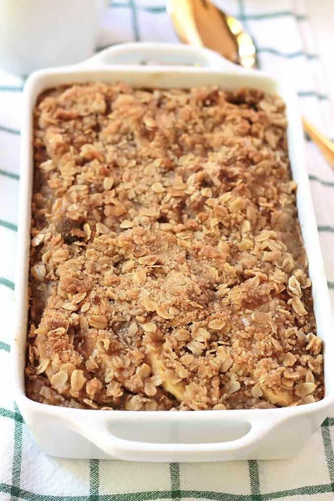 oatmeal bakes
