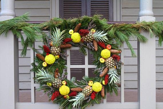 pineapple Christmas