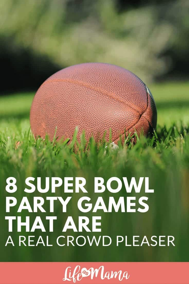 super bowl party games
