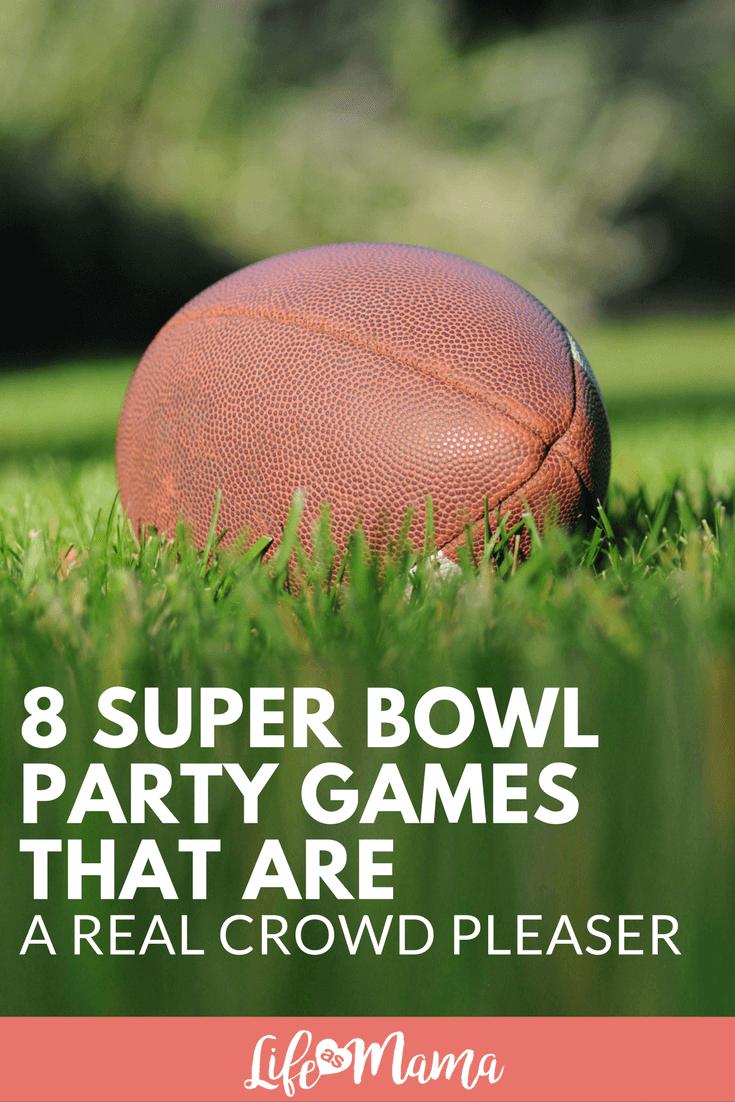 super bowl party games