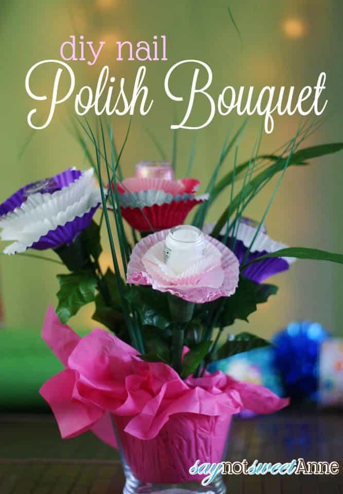 makeup bouquets