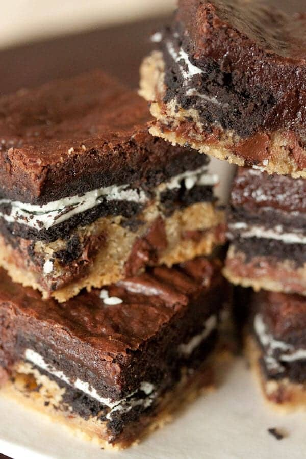 Oh Oh Oreo 8 Oreo Brownies To Satisfy Your Sweet Tooth