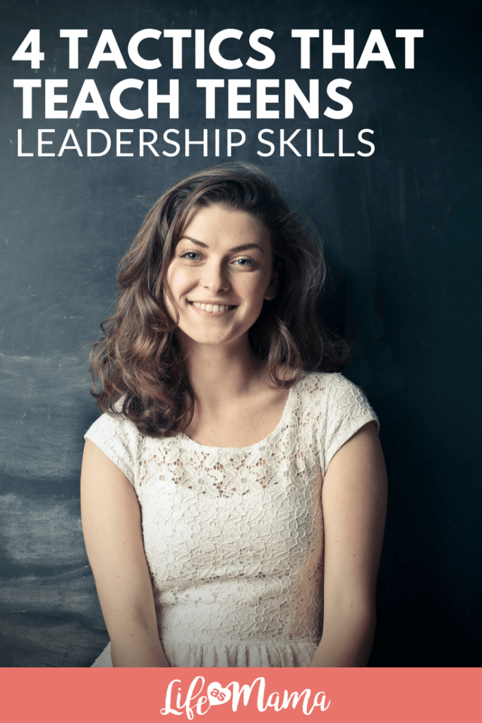 leadership skills for teens