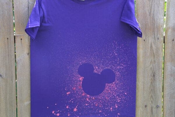 Diy Disney Shirts For Your Next Trip To The Magic Kingdom