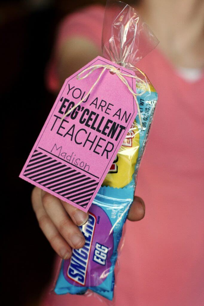 teacher gifts for easter