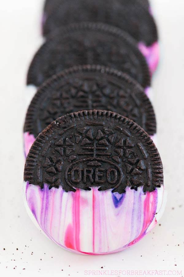 galaxy desserts