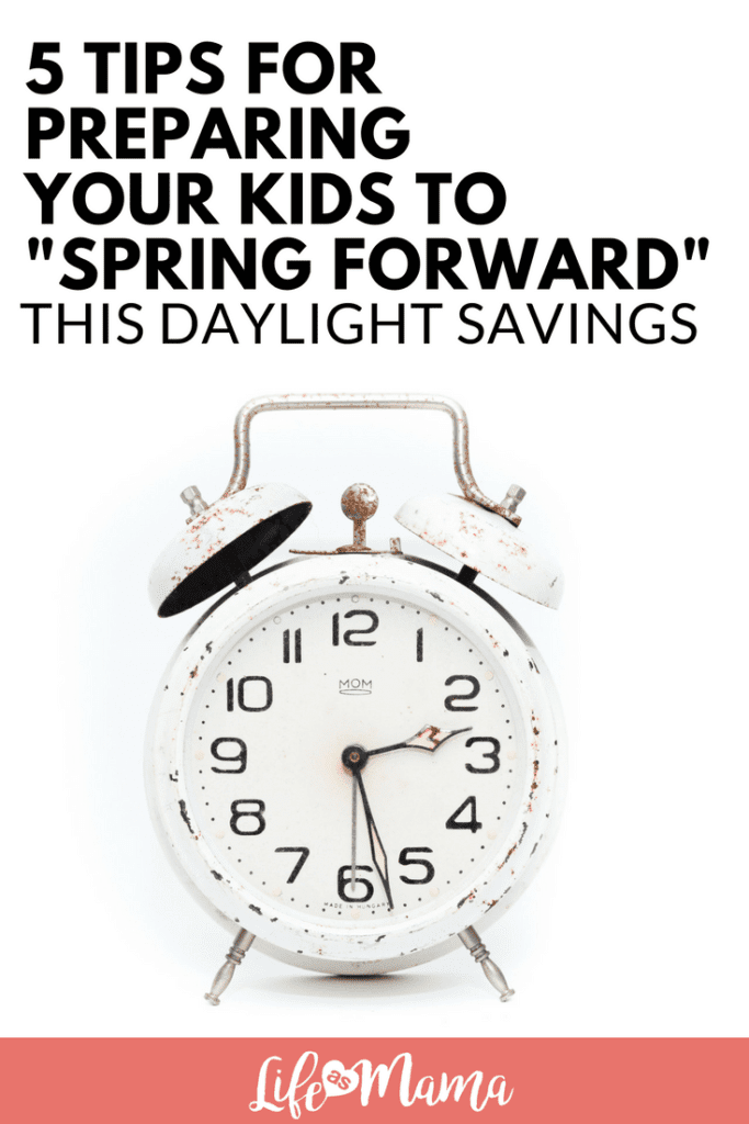 daylight savings
