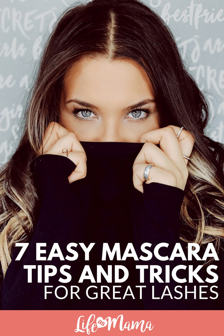 7 Easy Mascara Tips and Tricks For Great Lashes