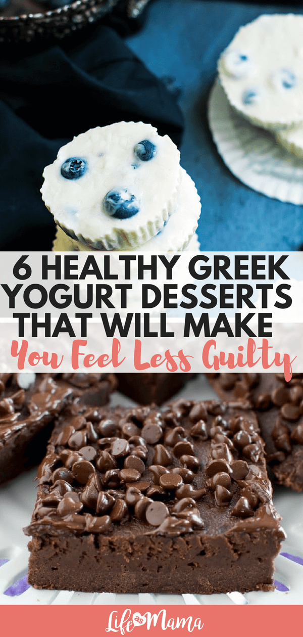 6 Healthy Greek Yogurt Desserts That Will Make You Feel Less Guilty