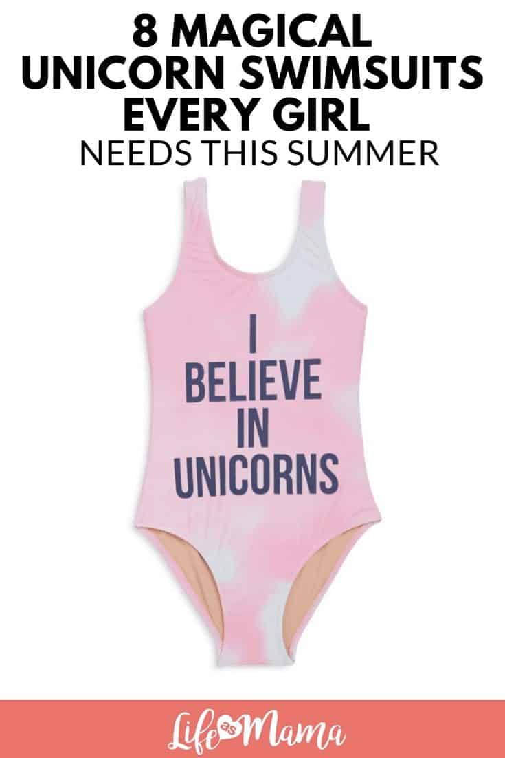 8 Magical Unicorn Swimsuits Every Girl Needs This Summer