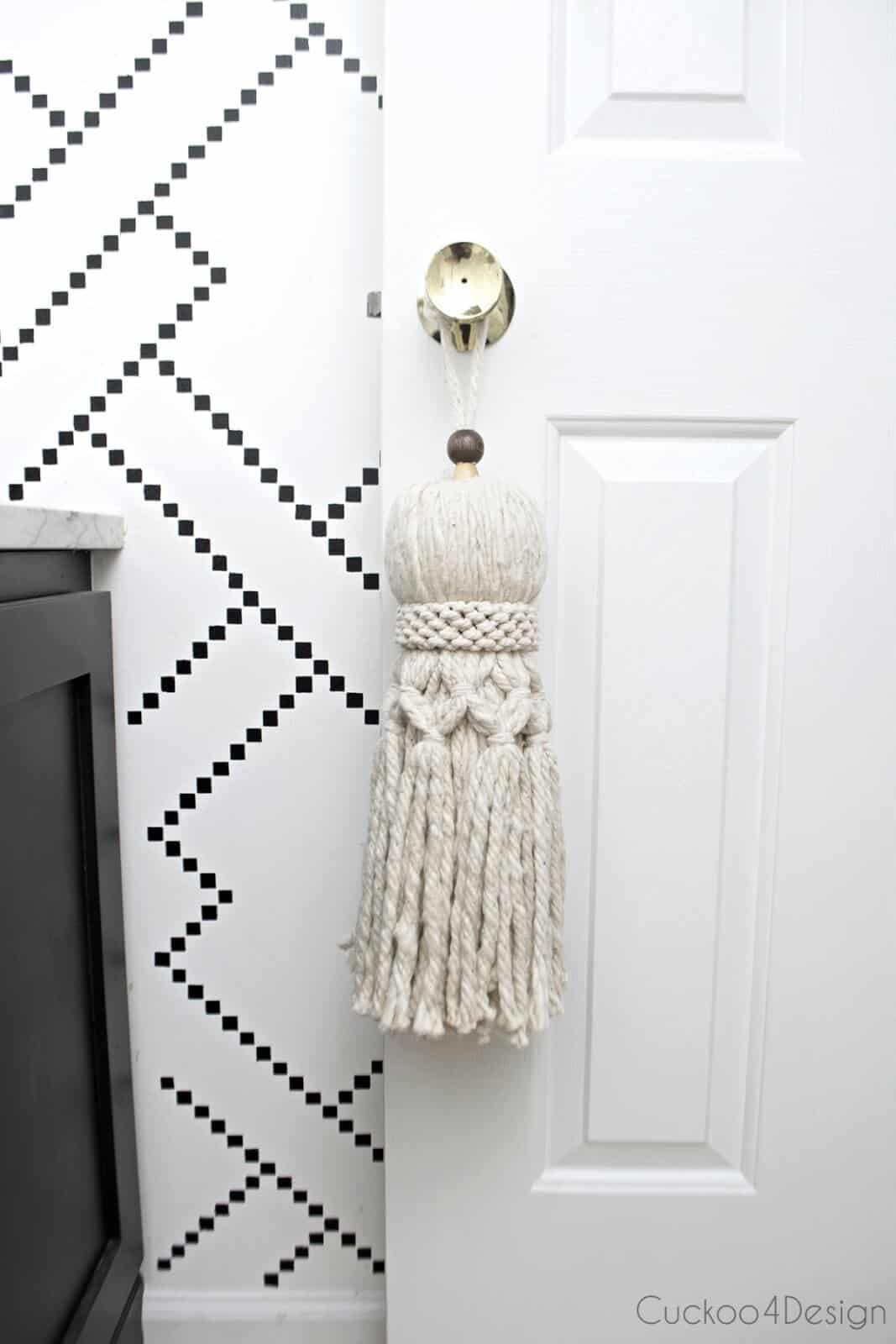 diy tassel projects