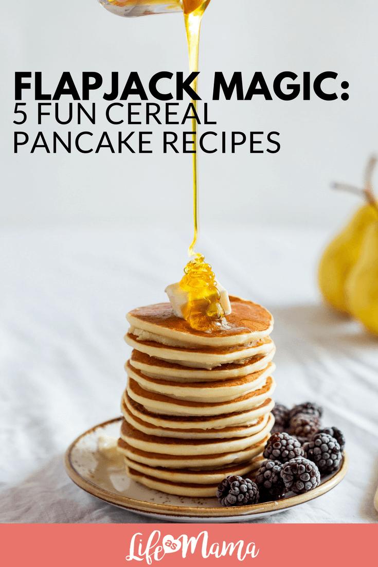 Flapjack Magic: 5 Fun Cereal Pancake Recipes