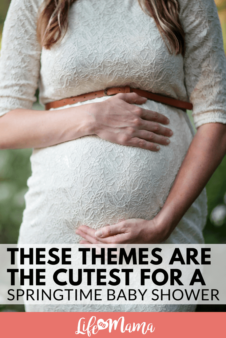 These Themes Are The Cutest For A Springtime Baby Shower