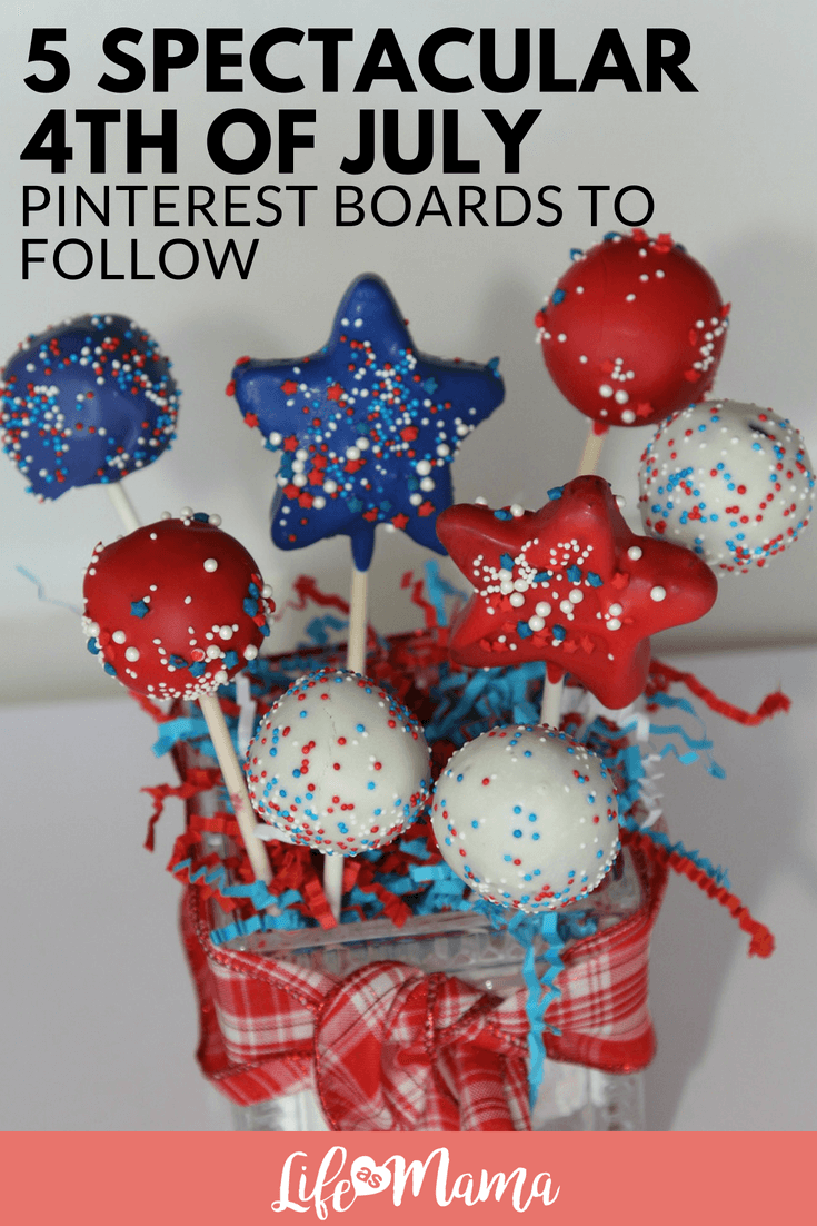 5 Spectacular 4th of July Pinterest Boards To Follow