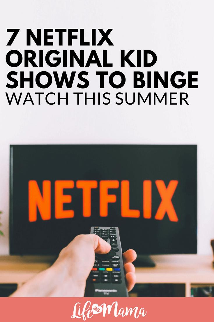7 Netflix Original Kid Shows to Binge Watch This Summer