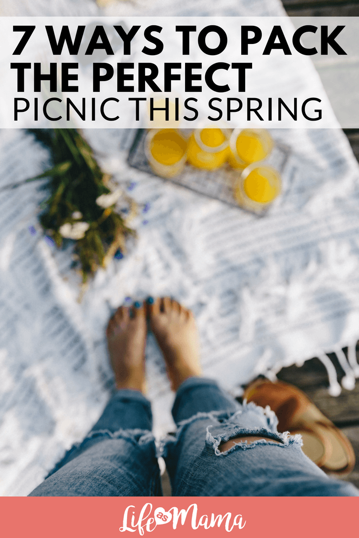 7 Ways to Pack the Perfect Picnic This Spring