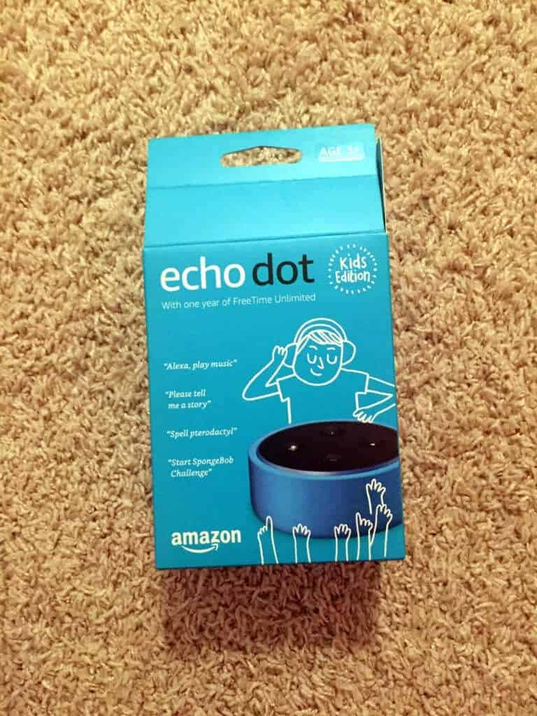 Here\'s Why We Love The Amazon Echo Dot Kids Edition (and you will, too!)
