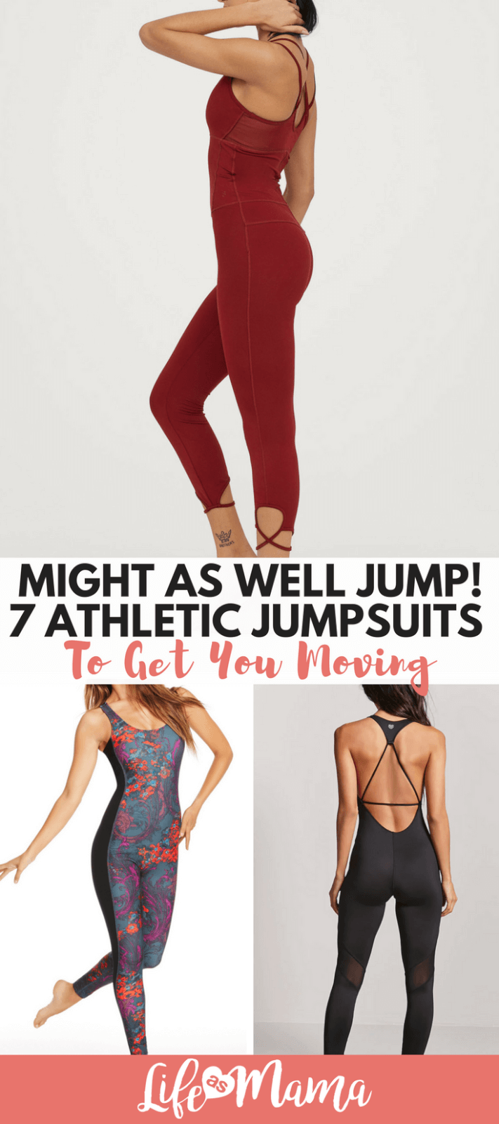 Might As Well Jump! 7 Athletic Jumpsuits to Get You Moving.1