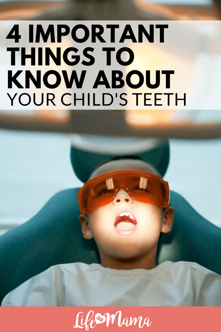 4 Important Things To Know About Your Child's Teeth