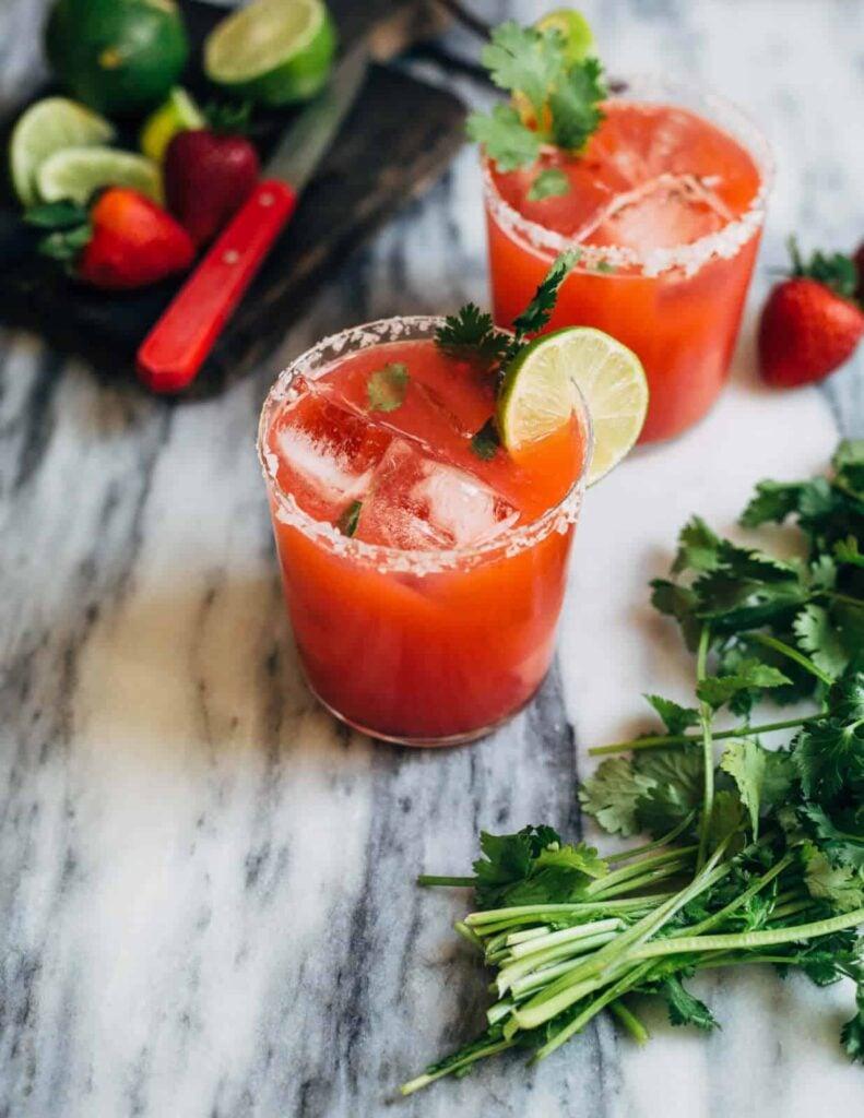 pepper cocktails