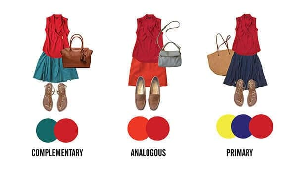 stylish wardrobe