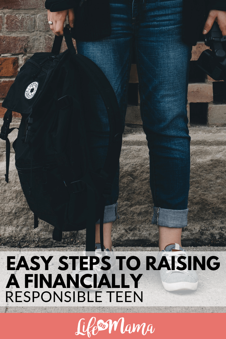 How To Raise A Financially Responsible Teen